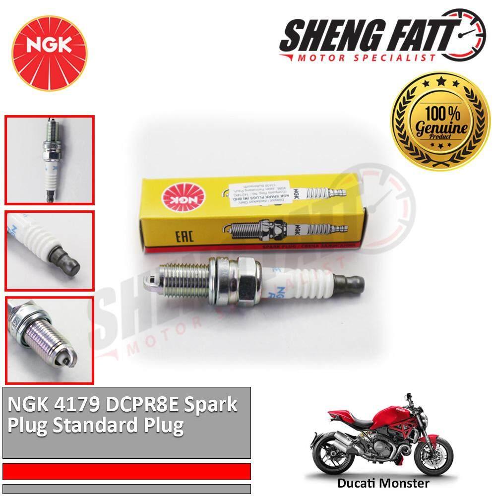 Monster 795/ 796/ 696 NGK 4179 DCPR8E Spark Plug Standard Plug