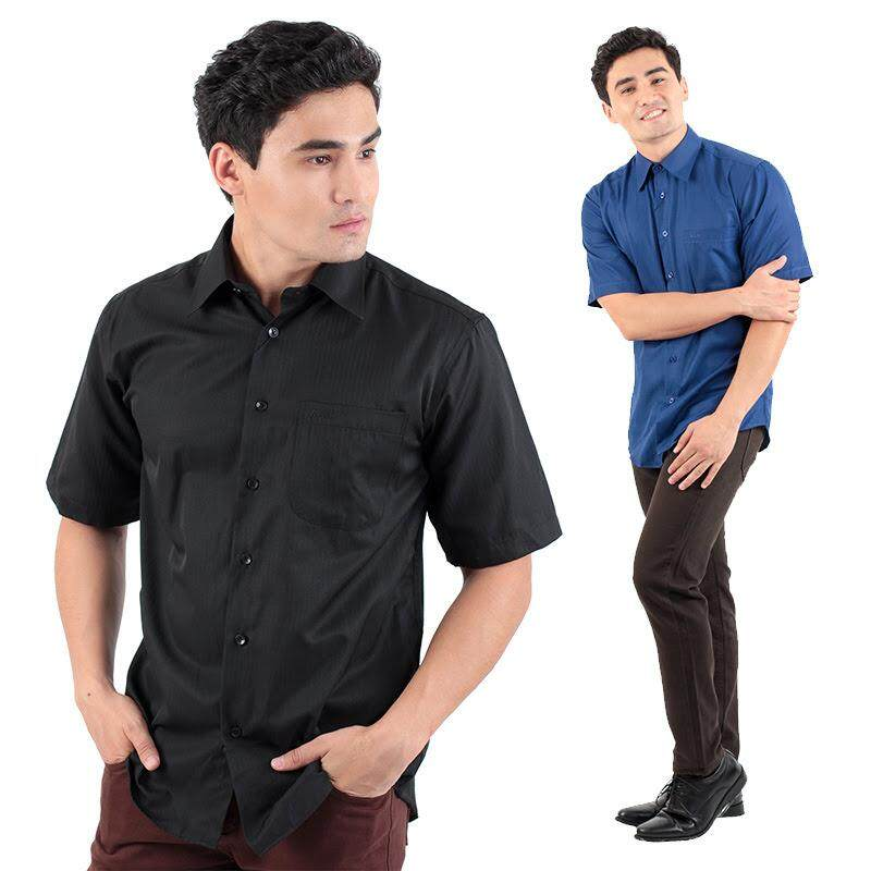 KM Solid Regular Fit Formal Shirt [M20995]