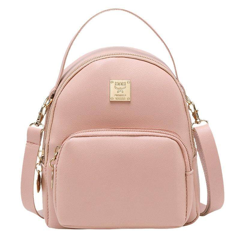 Women Mini Shoulder Backpack