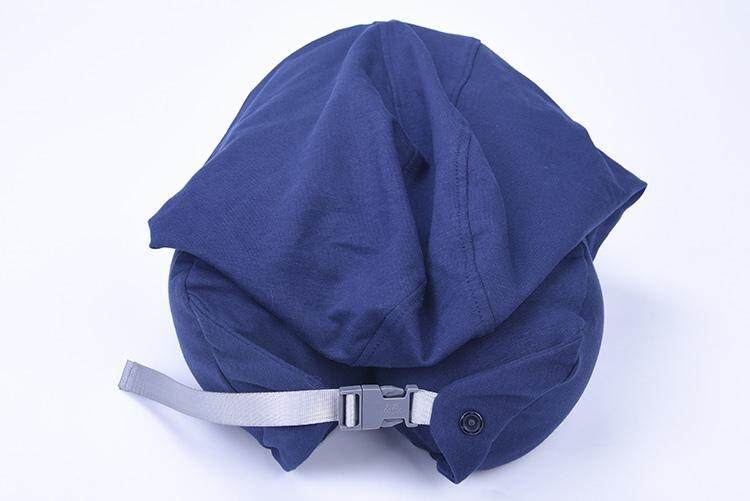 AFGY FGD 292 U Shaped Neck Pillow with Hood