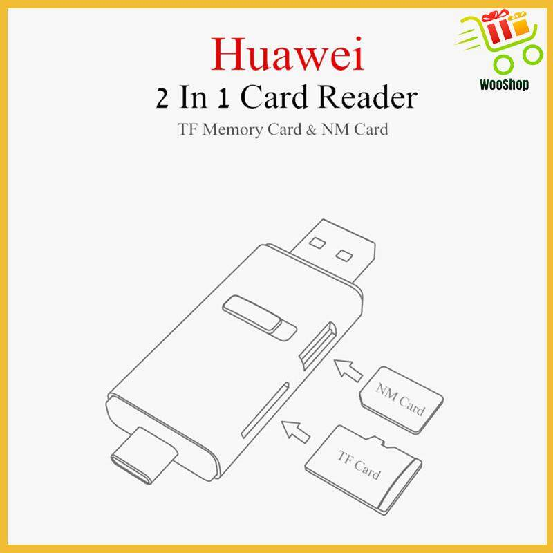 ORIGINAL Huawei card reader Type-c OTG USB 3.1