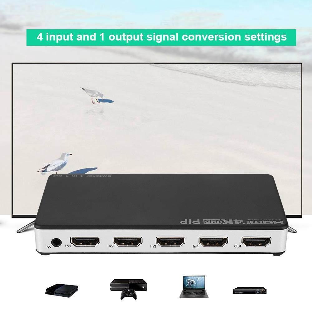 TV Accessories - 4-Port 4K * 2K HDMI Switch Switcher 4 Port HDMI Switch -  [US / EU / UK]