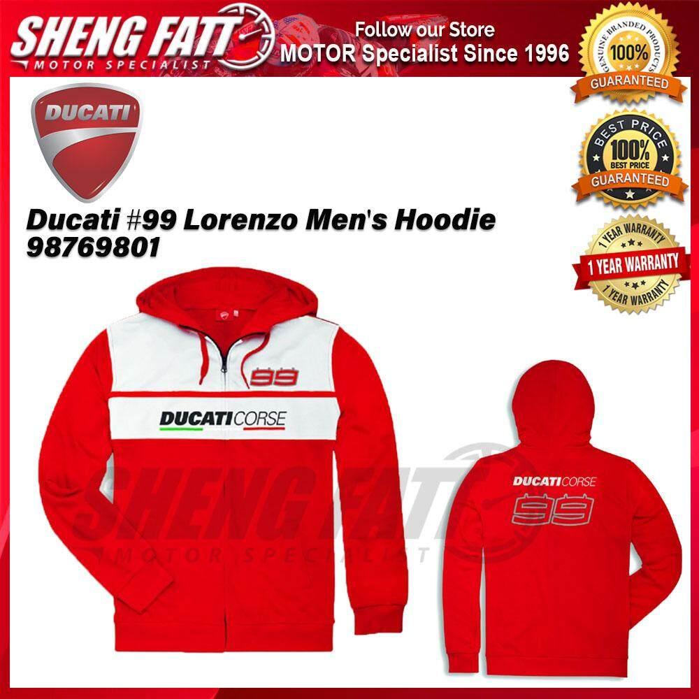 Ducati #99 Lorenzo Men's Hoodie 98769801 - [ORIGINAL]