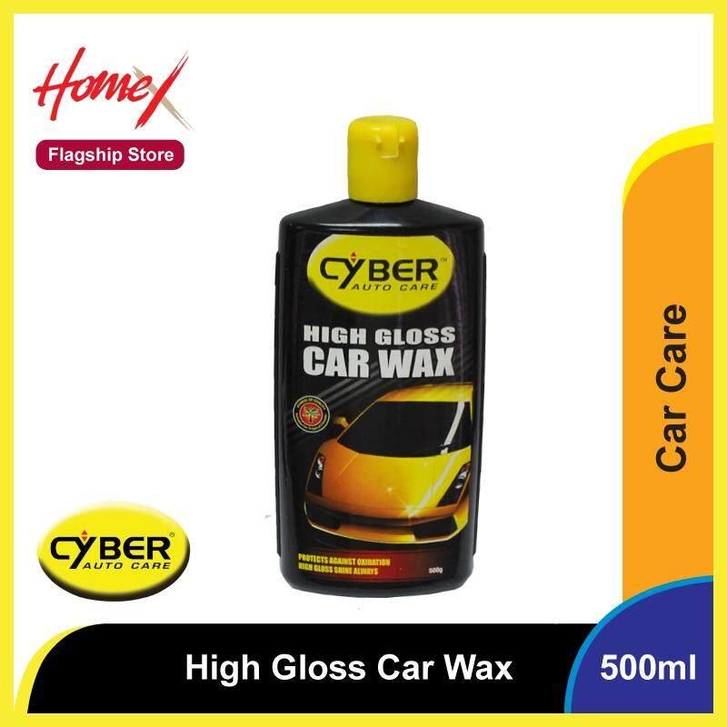 Cyber High Gloss Car Wax (500ml)