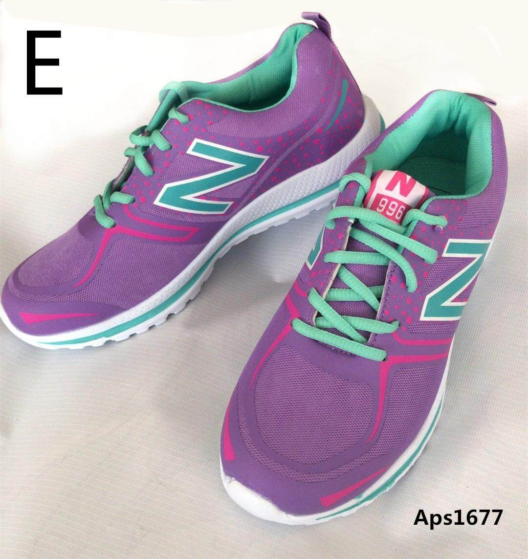 Women  Fashion Breathable and Comfortable Sport Shoes (Buy One Free One)