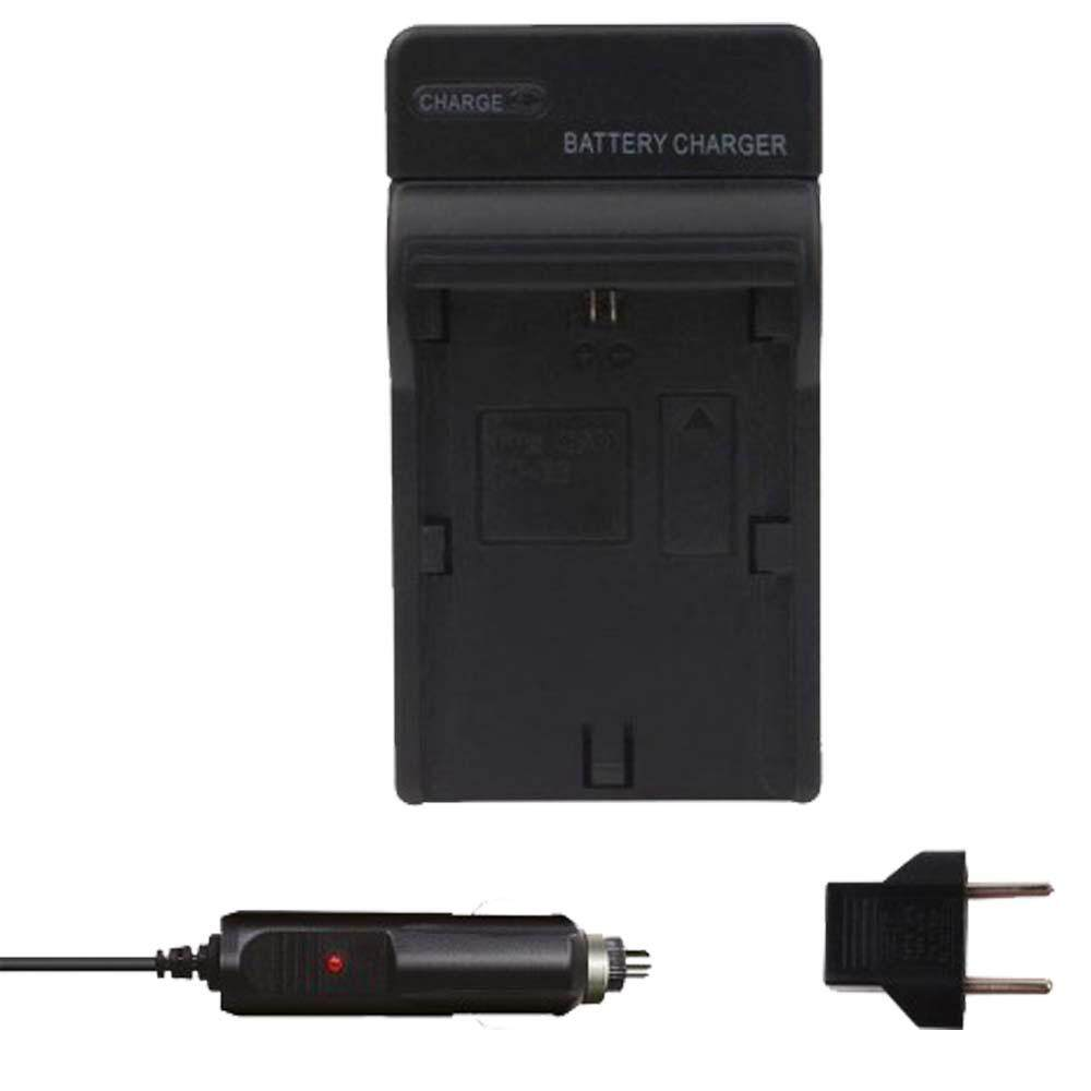 Viloso Np-FZ100 camera Battery charger for Sony A7 III Camera with car plug