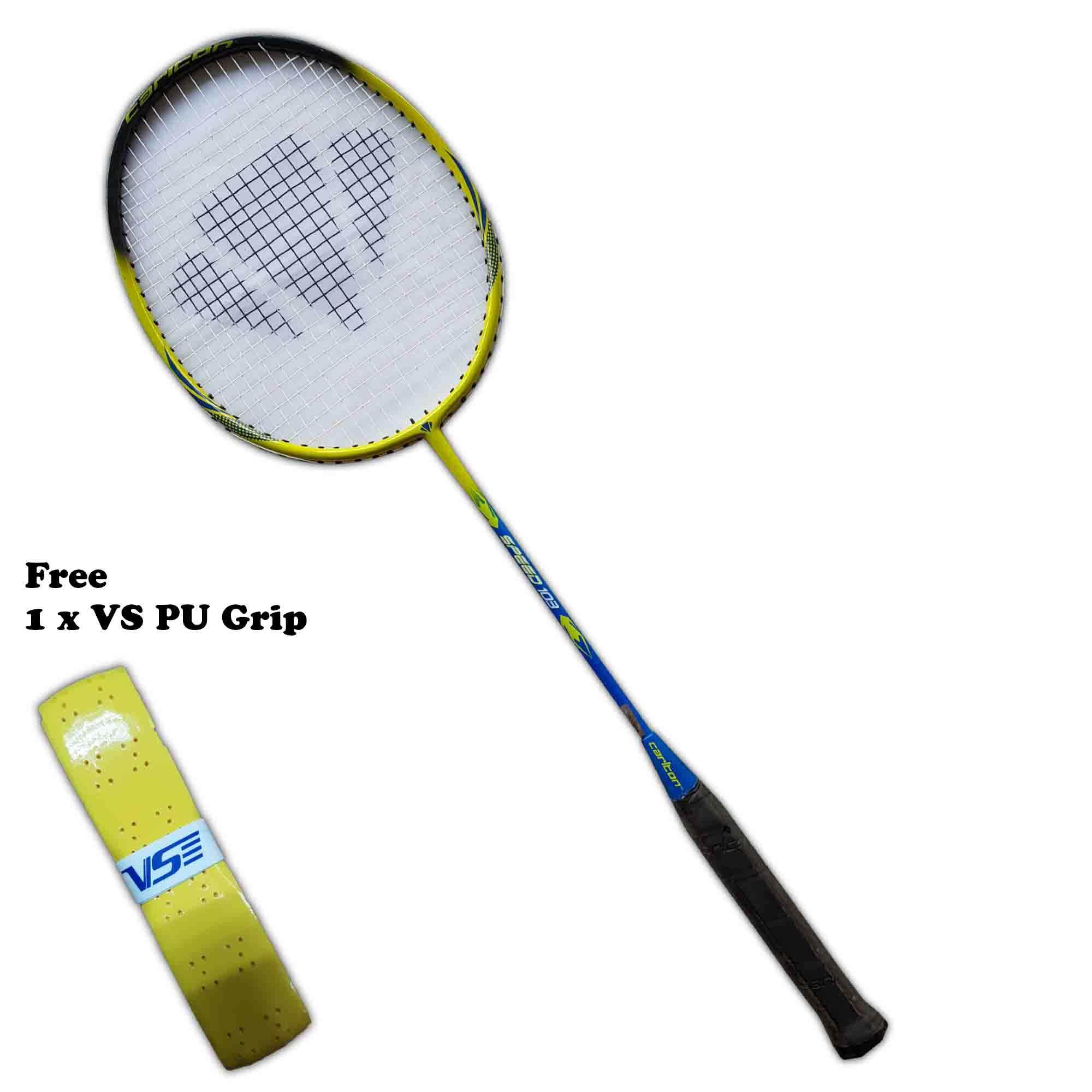 Carlton Badminton Racket Speed 103