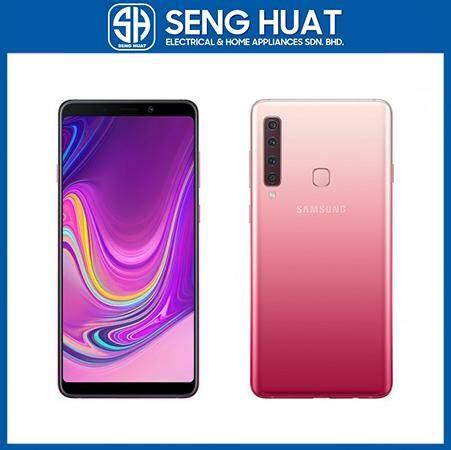 Samsung Galaxy A9 2018 6GB RAM + 128GB ROM ( Bubblegum Pink )