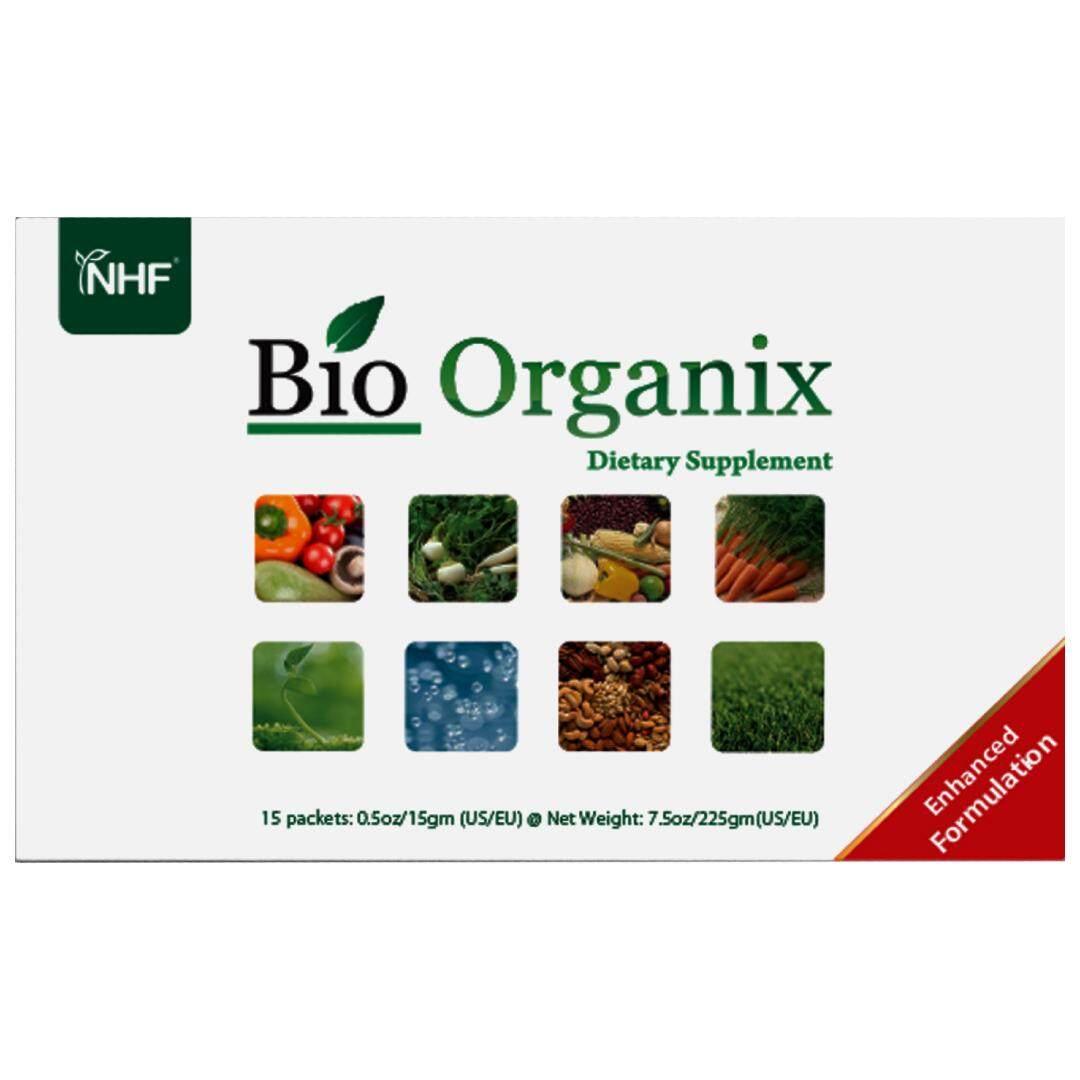 NHF Bio organic Enhance Formula 15g x 15 sachet