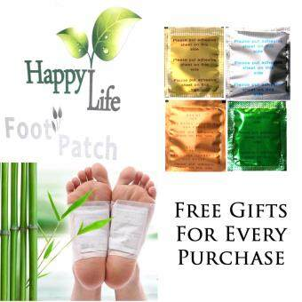 10 pads Foot Detox Patch Traditional Herbal Detox Pads