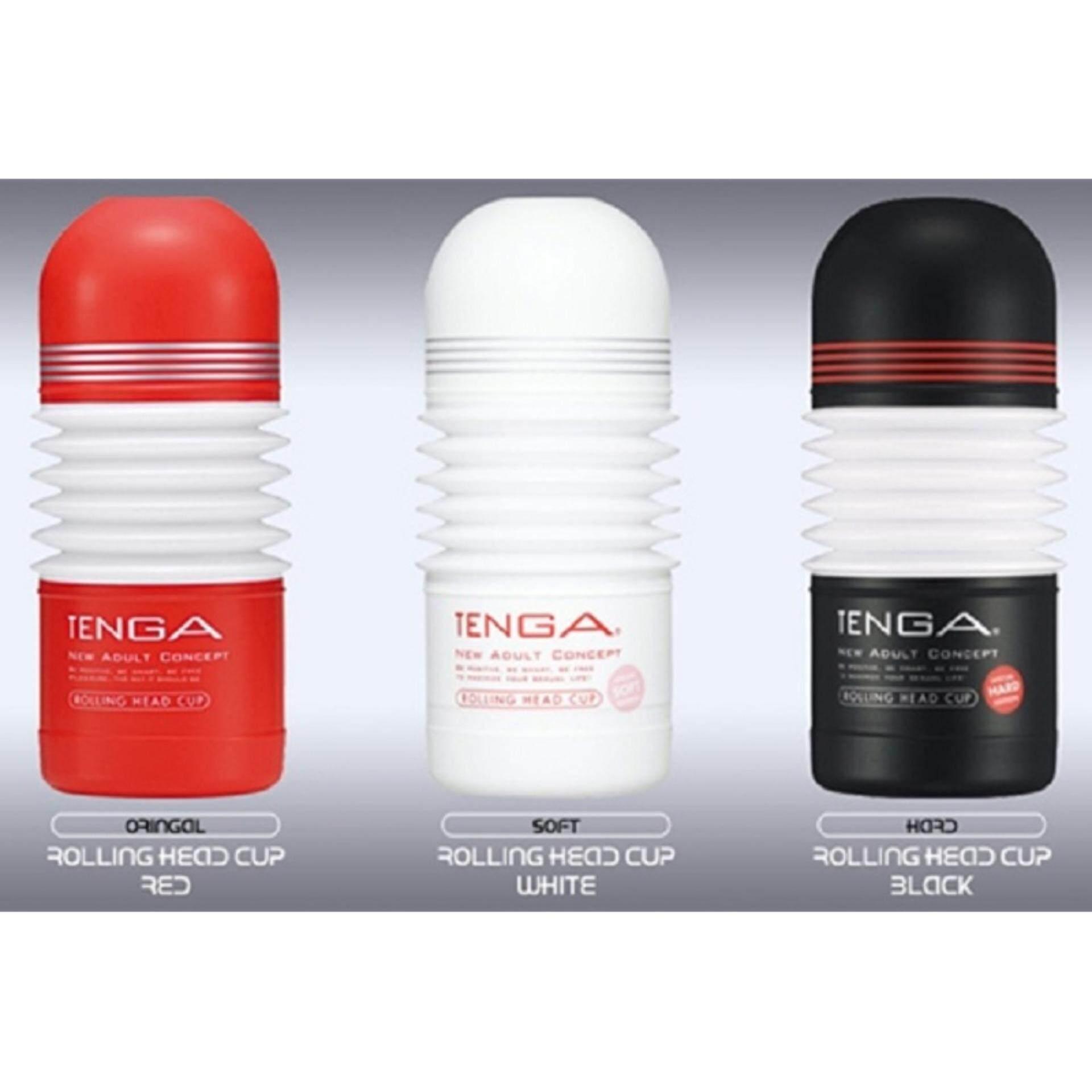 100% Japans Original Tenga Rolling Cup Reuseable Mastubator Toys -SOFT EDITION- Warehouse Clearance Sale