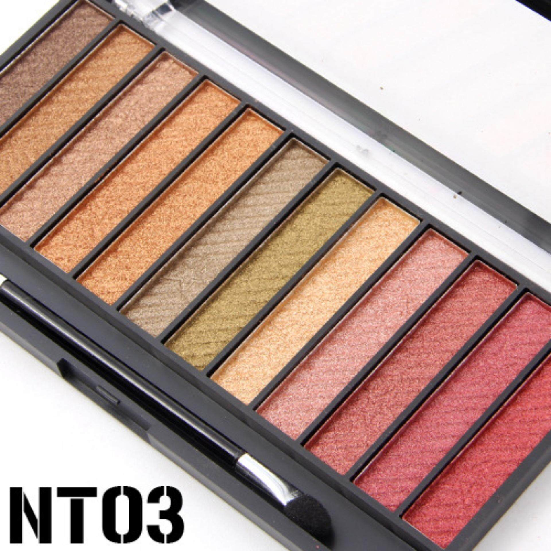 12 Colours Matte Miss Rose Luminous Palette Cosmetic Glitter Eye Shadow Colorful Smoky Eye shadow Palette