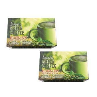 Harga 2 Units - Hannis Green Coffee Burn Fat