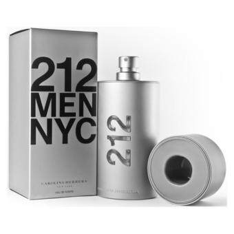 Harga 212 Men Carolina Herrera for men edt 100ml spray/perfume