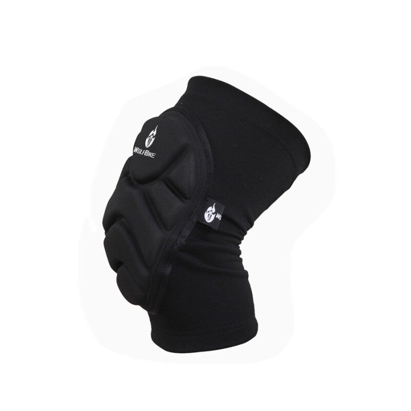 Buy 2X Outdoor Extreme Sports Knee Pads Protect Football Cycling Knee Protector (Black) Malaysia