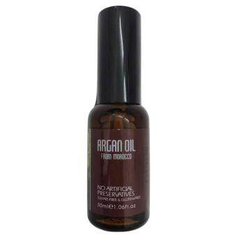 Harga 30ml Morocco Argan Oil# Formulated in Italy