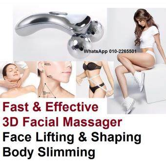 Harga 3D Face and Body Massager - Firming Lifting Slimming