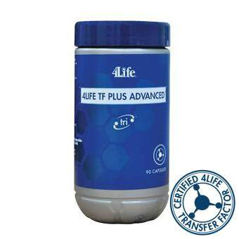 4Life Transfer Factor Plus Advanced Tri-Factor Formula