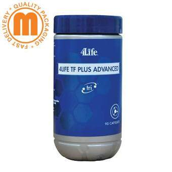 4Life Transfer Factor Plus Advanced Tri-Factor Formula - 90 capsules