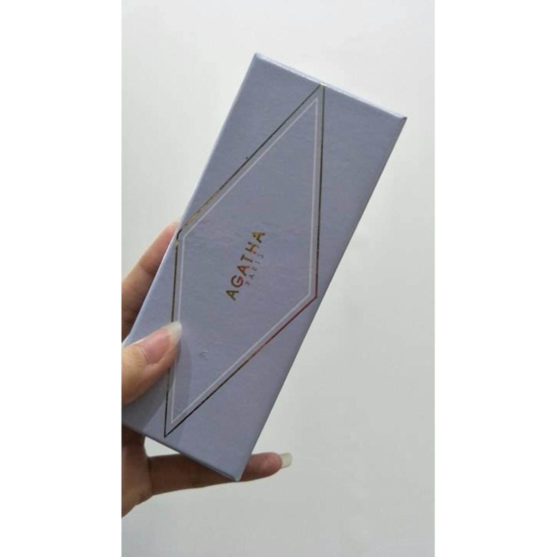 Agatha Premiere Lipstick Case Box [SKY BLUE]
