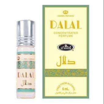 Al Rehab Perfume Roll On 6ml Dalal Alcohol Free