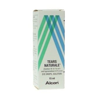 Alcon Tears Naturale Eye Drops 15ml