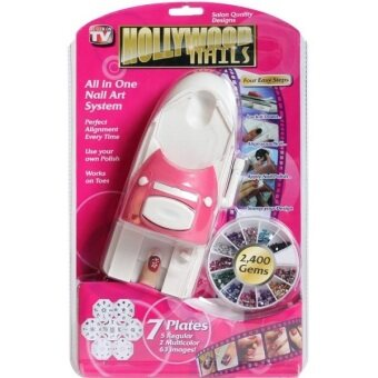 Harga All-In-One Nail Art System - Pink