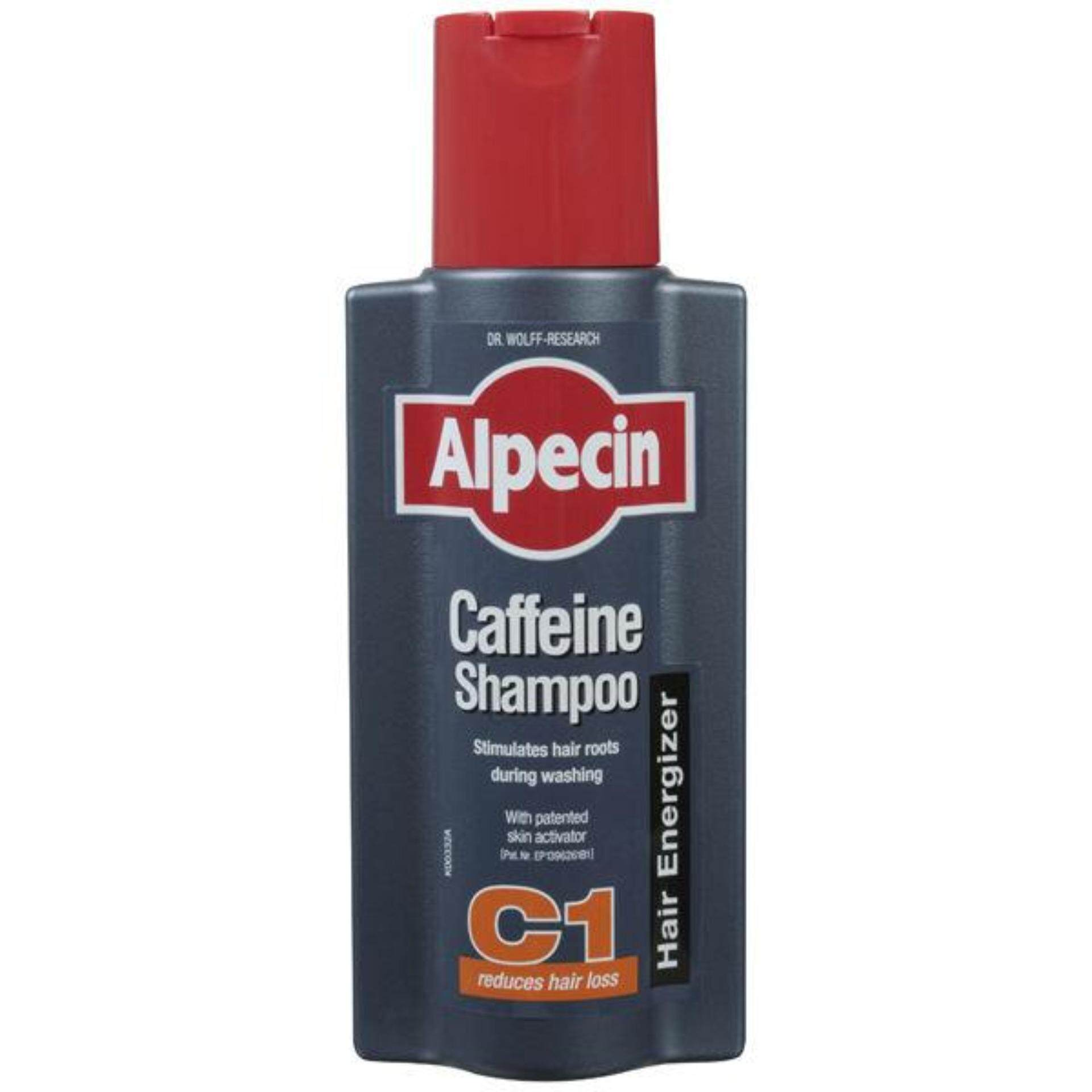 ALPECIN C1 CAFFEINE HAIR LOSS SHAMPOO 250ml