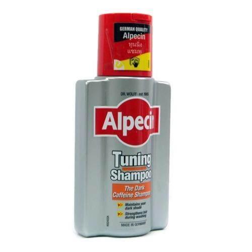 ALPECIN TUNING SHAMPOO 200ML X 2