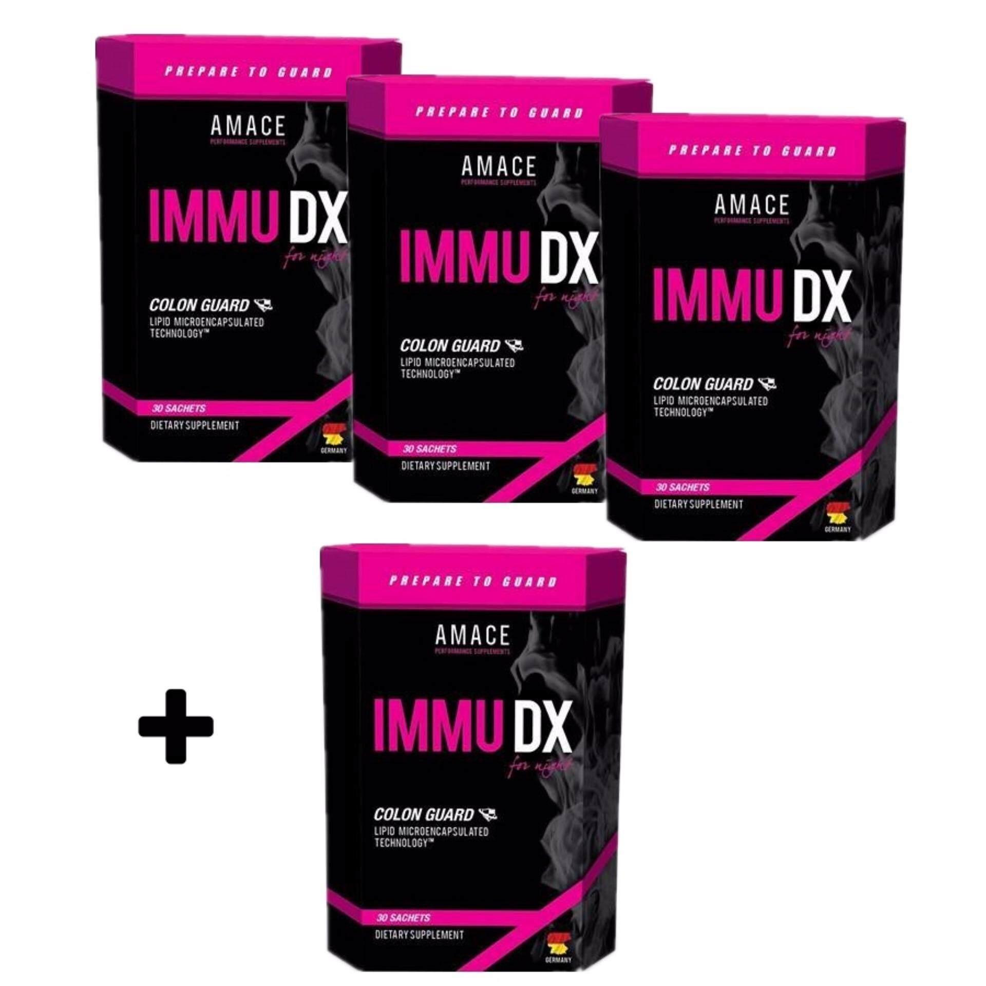 【AMACE】IMMU DX Colon Guard Detox Drink (Buy 3 Free 1)