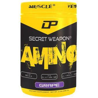Harga Amino Acids- Secret Weapon Amino, 7g BCAA, 5g Glutamine, 3g Citrulline 908g, 53 Servings (Grape) Made in USA