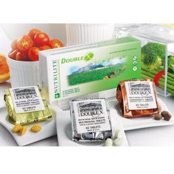 Harga Amway NUTRILITE(TM) DOUBLE X Multivitamin/ Multimineral/PhytoNutrients