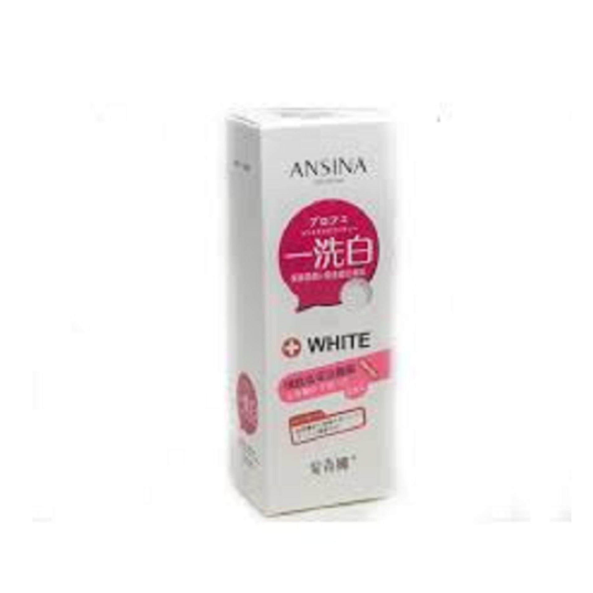 Ansina Acne Natural Care and whitening Cleanser