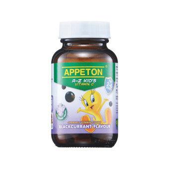 APPETON Appeton A-Z Vitamin C 100s Blackcurrant 100S