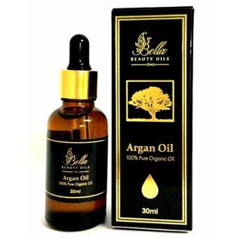 Harga Argan Oil (30ml) 100% Pure Organic Bella Beauty Oils
