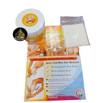 Harga Aries Cold Wax Hair Remover Wax Cabut Bulu