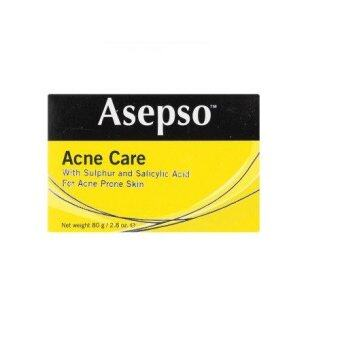 Asepso Acne Care with Sulphur and Salicylic Acid 80g