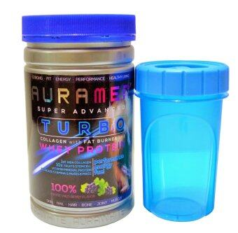 Harga Aura Men Collagen with Whey Protein Plus