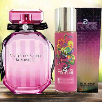 Harga AURORA INSPIRED PERFUME FOR HER (VICTORIA SECRET BOMBSHELL)