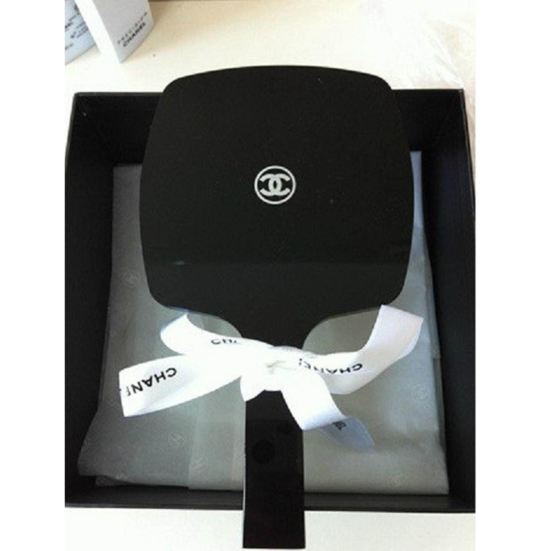 Authentic Chanel VIP GIFT Vanity Handheld Mirror - Very Rare (Clearance Sale)