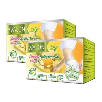 AVALON Slimming Healthy Green Tea Twin Pack