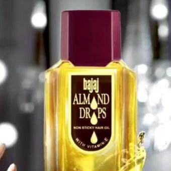 Bajaj Hair Oil : Almond Drops (100ml) - 3