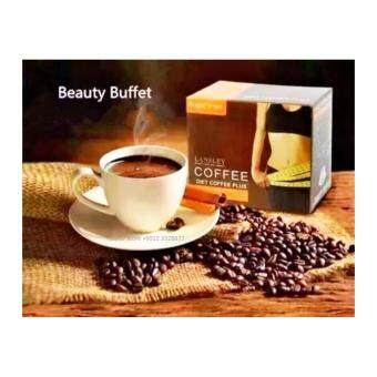 Beauty Buffet Coffee Diet Slimming (10 Sachets) - 3