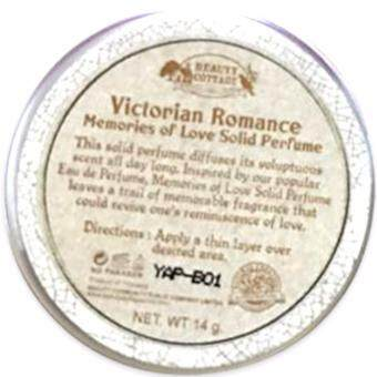 Beauty Cottage Victorian Romance Solid Perfume Memories of Love - 4