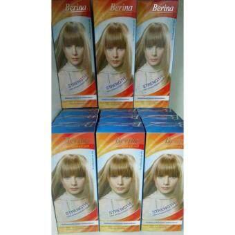 Berina Strenght Hair Straightener Cream - 2
