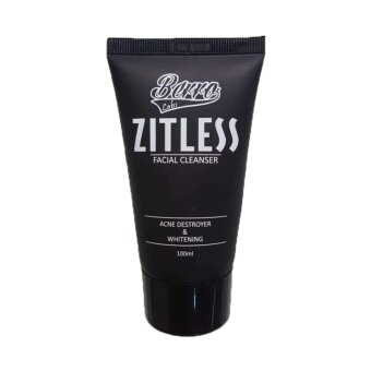 Berro Labs - Zitless Facial Cleanser, Face Wash (100ml)
