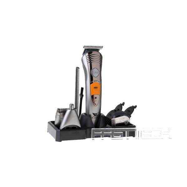 Biaoya Rechargeable 7in1 Turbo  Men Grooming Kit Shaver & Trimmer