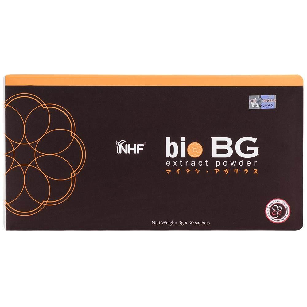 Natural Health Farm Bio BG - Beta Glucan, Lower Blood Pressure, Glucose, Cholesterol (30 sachets)