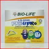 Bio-life AB Junior Pre & Pro Powder 10'sac (Exp3/20) [Probiotic with Prebiotic]