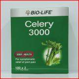 Bio-life Celery 3000 Joint Health Tablet 100\'s x2